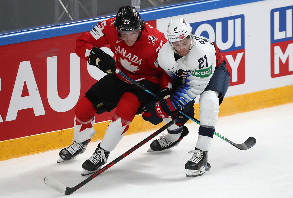 Top Draft Prospect Owen Power Used World Championship to His Advantage