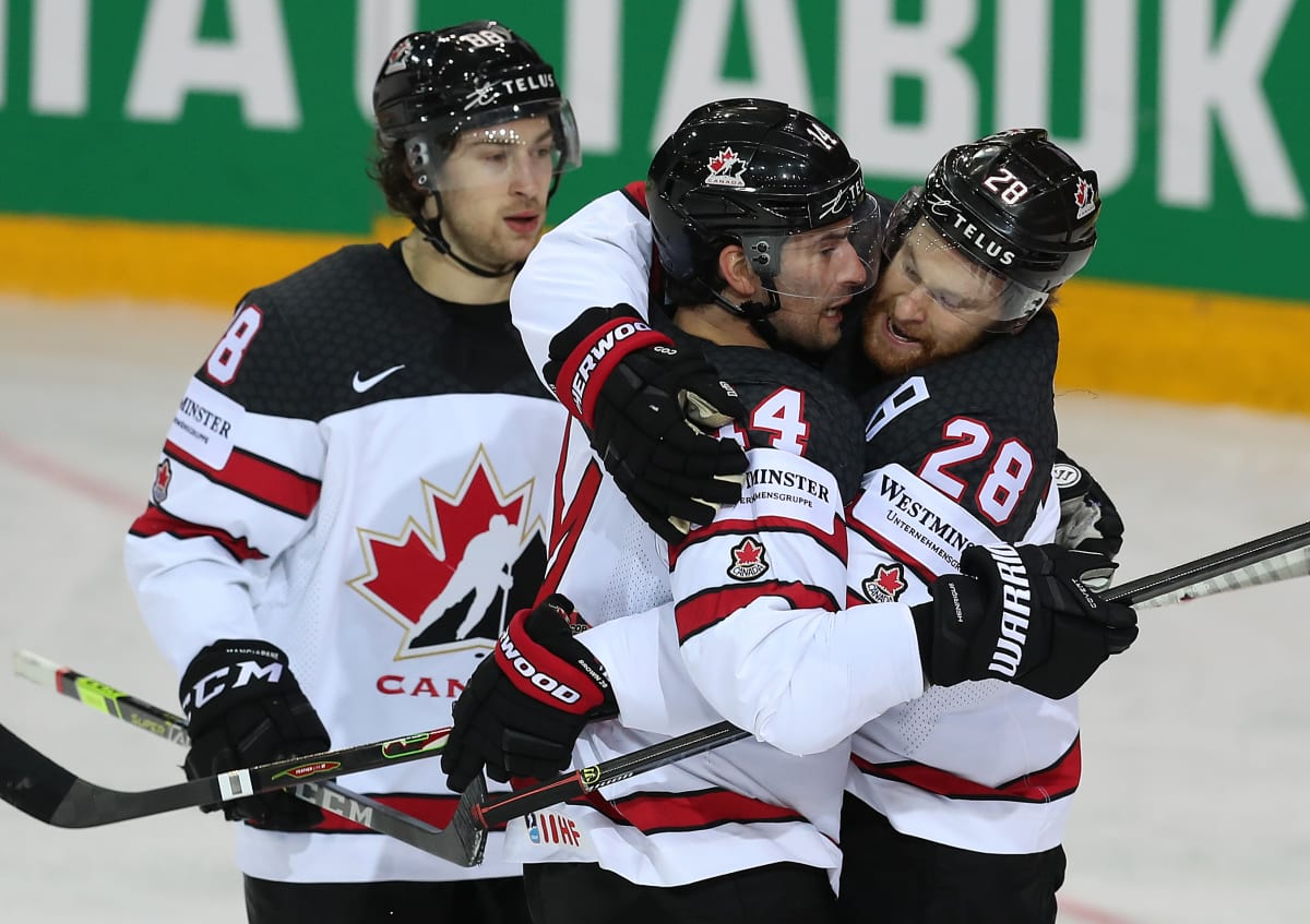Canada to Play for Gold at World Championship After Edging USA