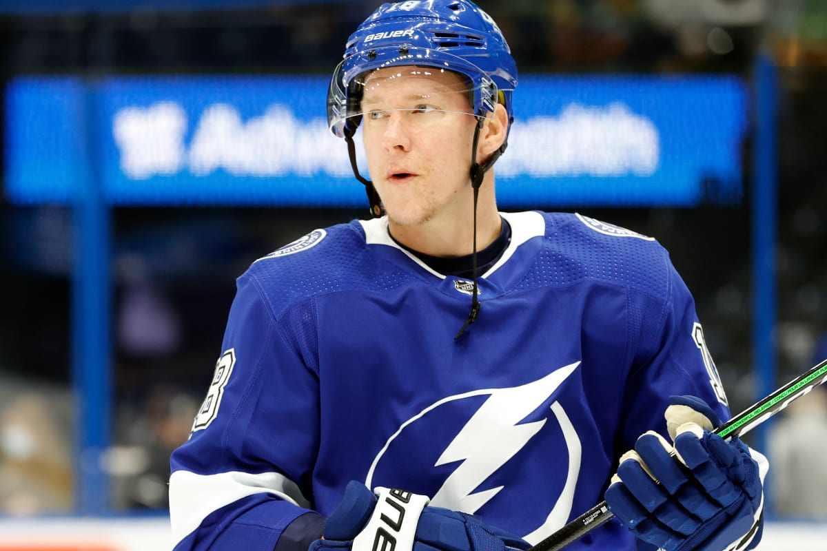 Could the Oilers Target a Lightning Winger?