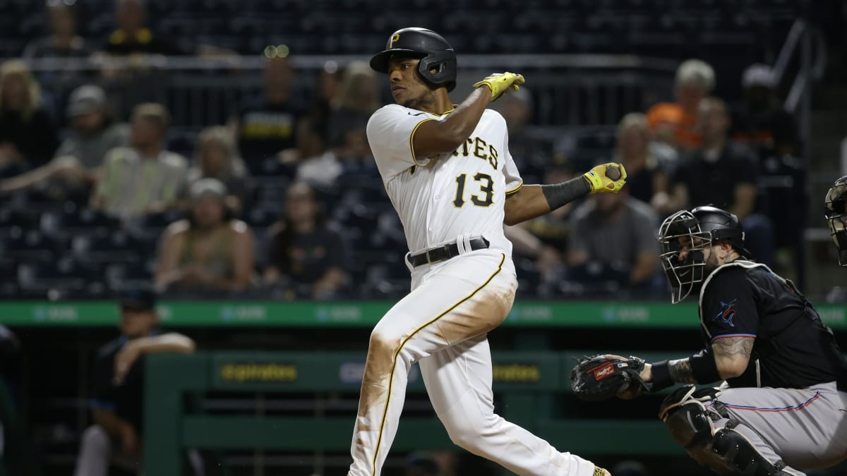 Ke'Bryan Hayes Has Home Run Called Back for Missing First Base