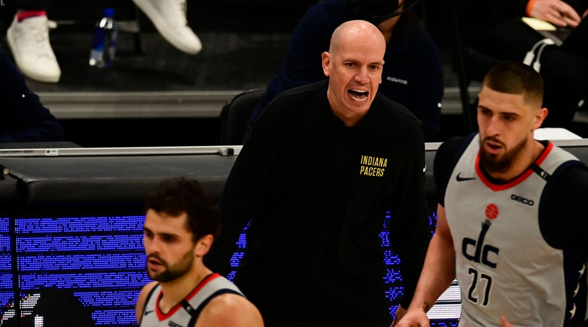 Nate Bjorkgren Fired as Pacers Head Coach After Losing Locker Room