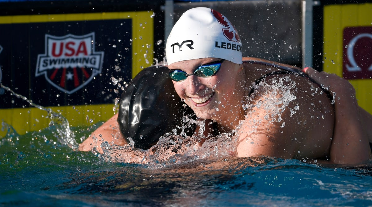 Five Story Lines to Watch at U.S. Olympic Swimming Trials