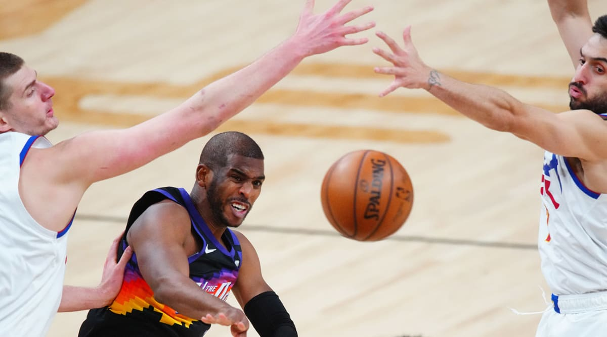 Chris Paul Buries Depleted Nuggets' Roster in Game 2 Win