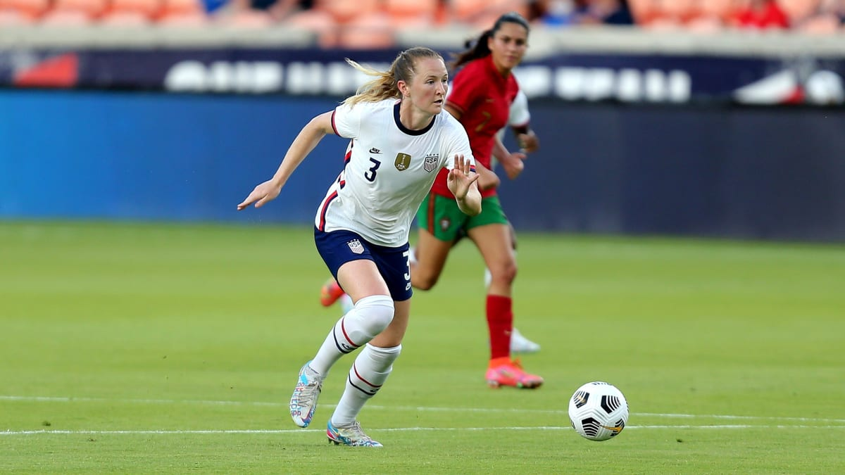USWNT Tops Portugal, 1-0, in Pre-Olympics Friendly
