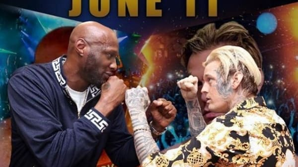 Celebrity Boxing Jumps the Shark With Lamar Odom-Aaron Carter Bout