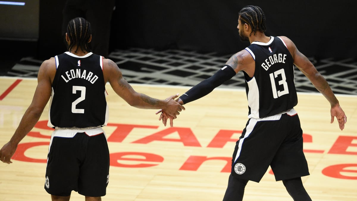 Paul George, Kawhi Leonard Lead Clippers to Blowout Game 3 Win Over Jazz