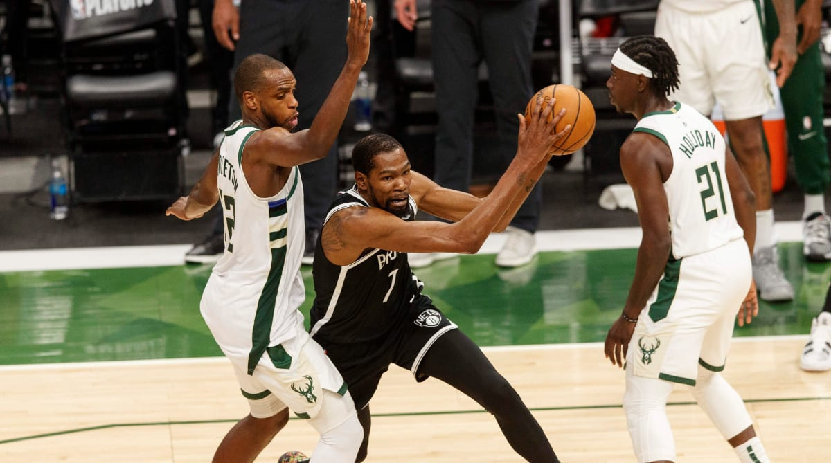Kevin Durant and the Nets Falter With a Single-Star Lineup