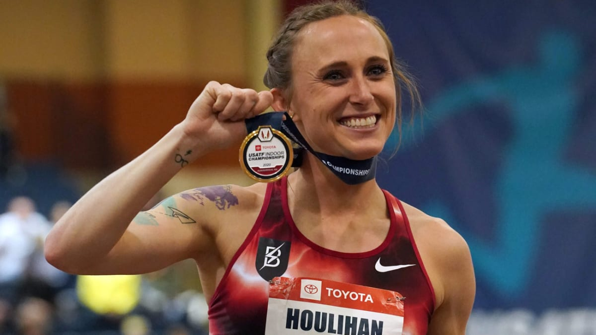 U.S. Record Holder Shelby Houlihan Facing Four-Year Ban After Positive Test from Ingesting Meat In Burrito