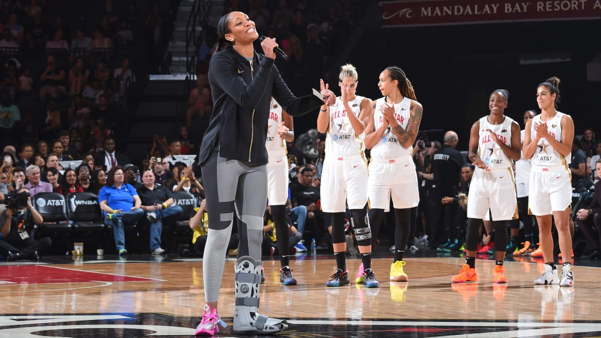 WNBA All-Star Game Will Return July 14 With New Spin Including Team USA Basketball