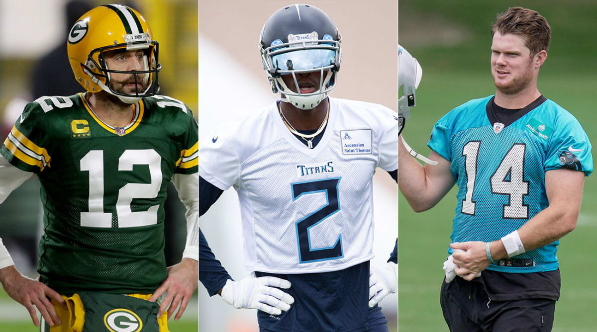 Business of Football Mailbag: Aaron Rodgers, Julio Jones, Vaccines and More
