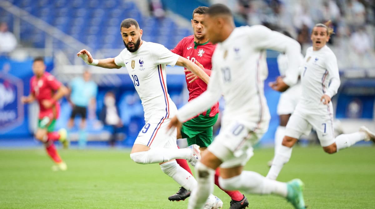 France vs. Germany Live Stream: Watch Euro 2020 Online, TV Channel, Lineups