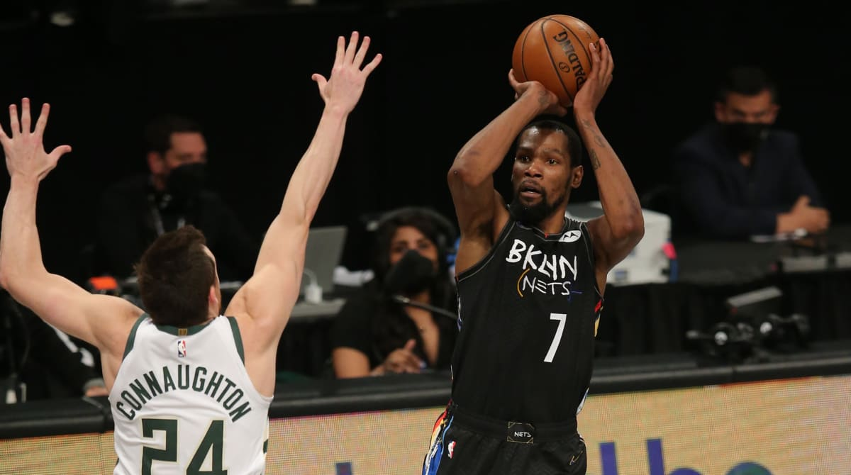 Kevin Durant Had His Legacy Game: Unchecked