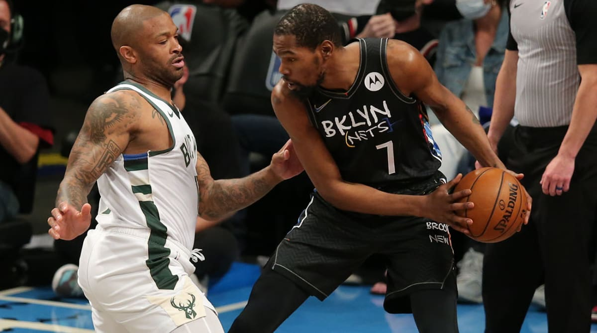 Kevin Durant's Historic Performance Lifts Nets Over Bucks In Game 5
