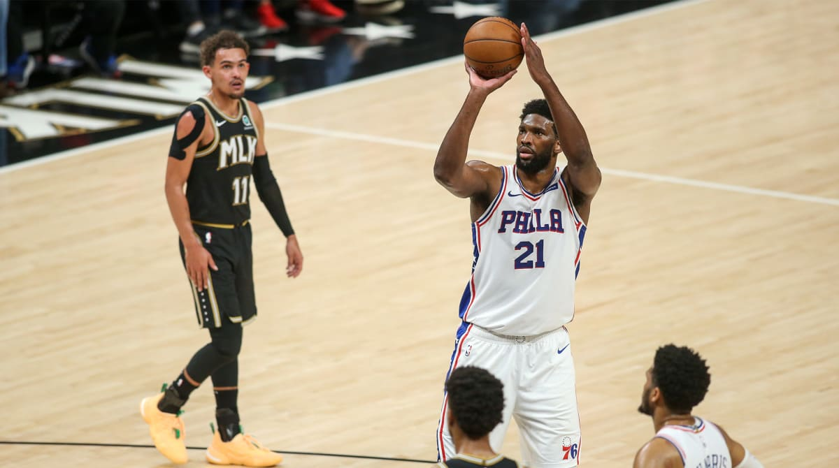 Joel Embiid Now Supermax Eligible With All-NBA Honor