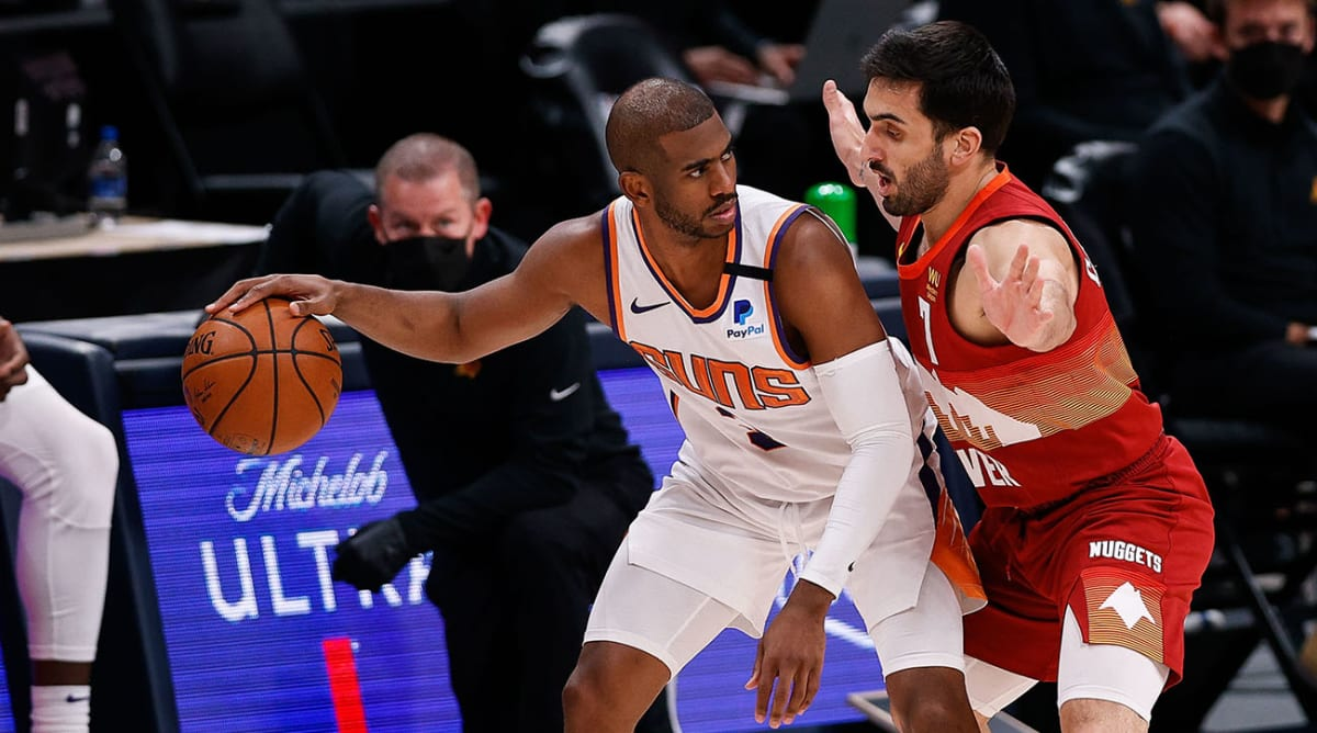 Report: Chris Paul Enters NBA's COVID-19 Health and Safety Protocols