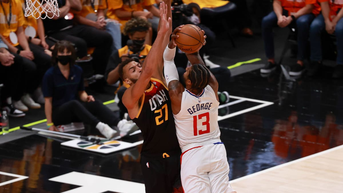 Rudy Gobert's Playoff Defense Is Better Than Ever