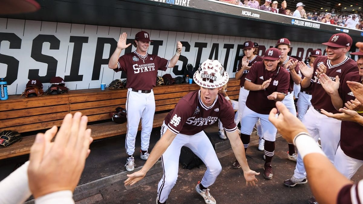 Mississippi State Rallies to Win School's First Team National Championship