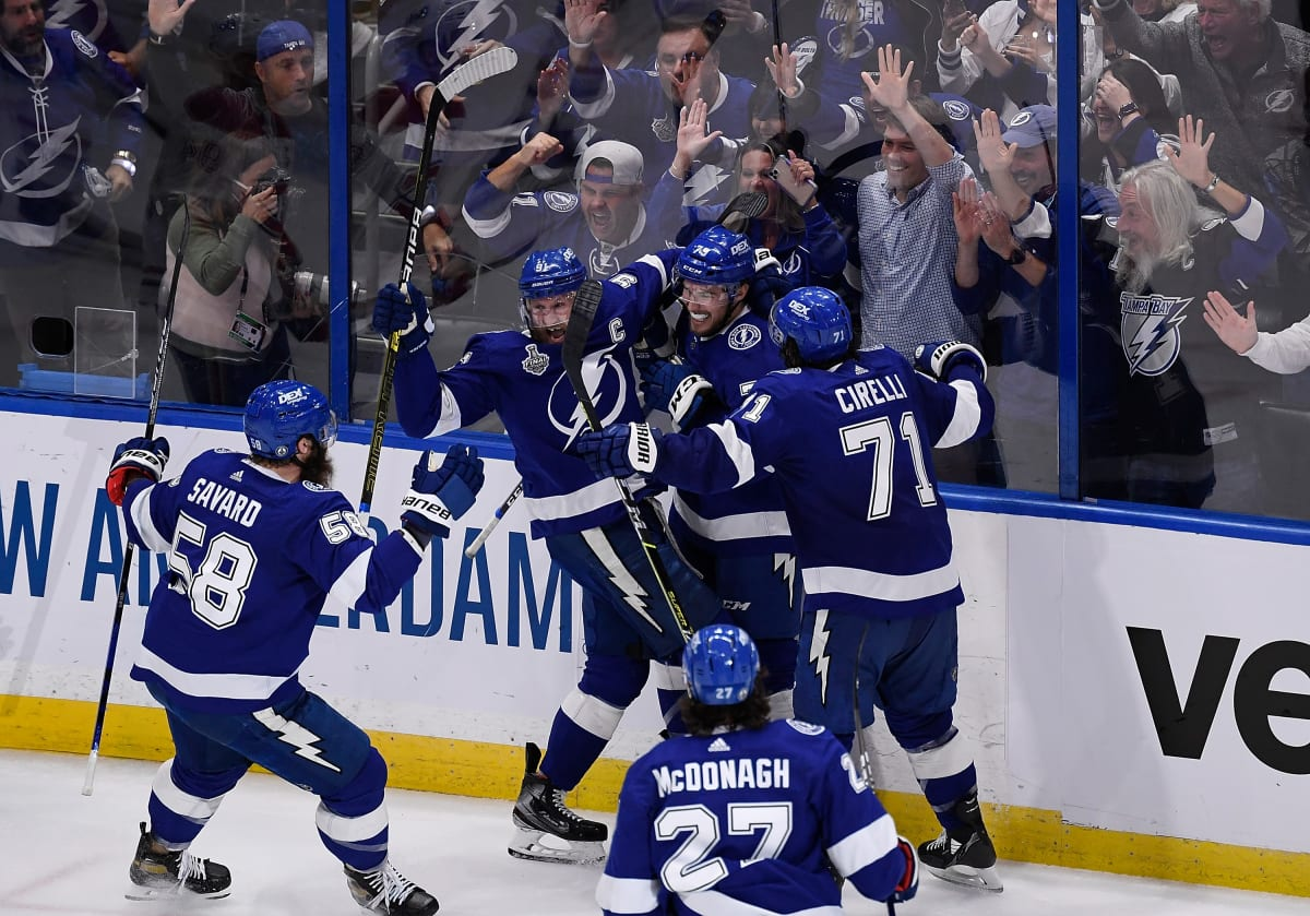 Lightning Win Second Consecutive Stanley Cup
