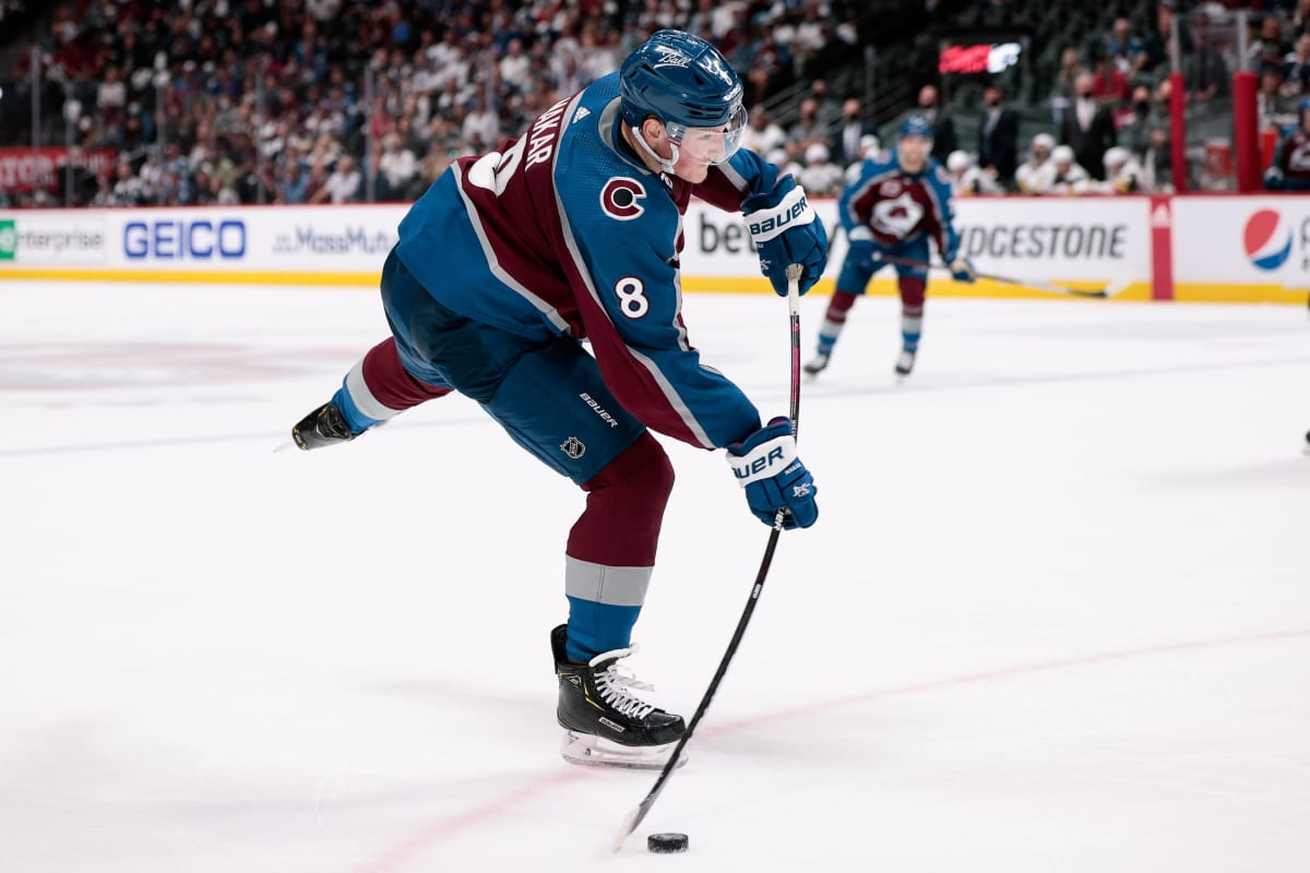 Fighting Spirit: Cup-Favorite Avs to Raise Physical Presence