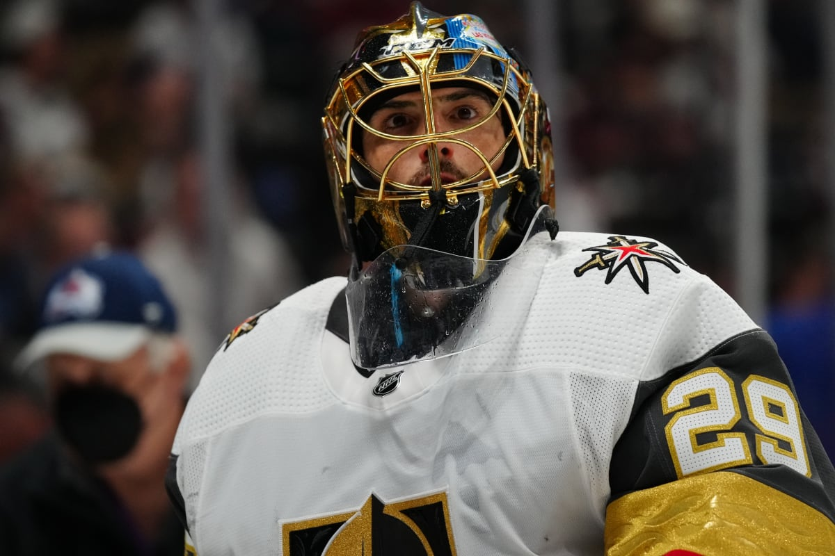 Golden Knights Trade Fleury to Blackhawks
