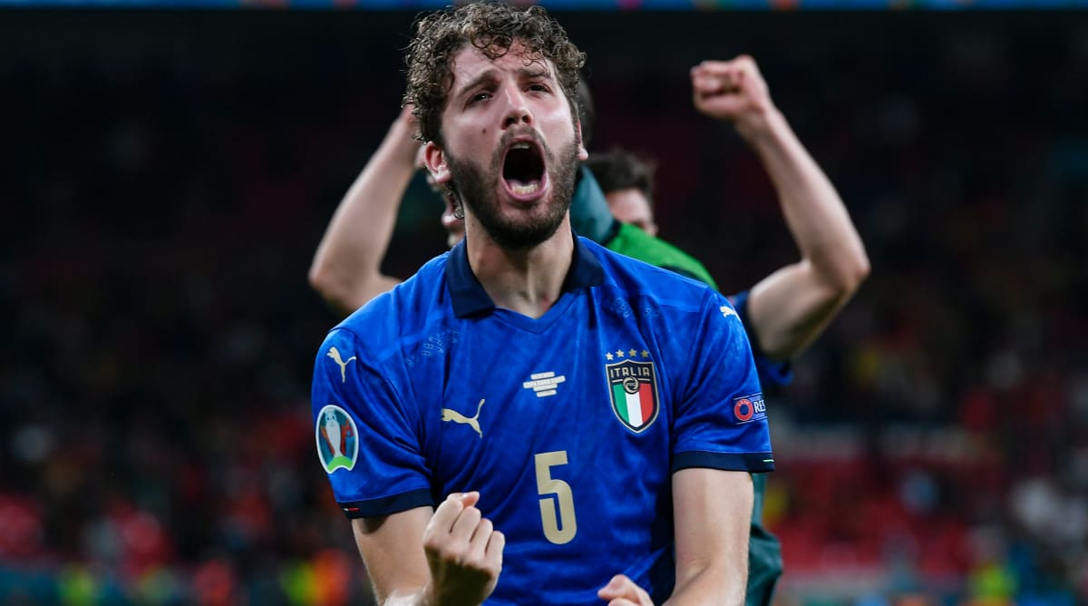 Juventus Signs Euro 2020 Standout Locatelli in Move Worth Up to $44 Million