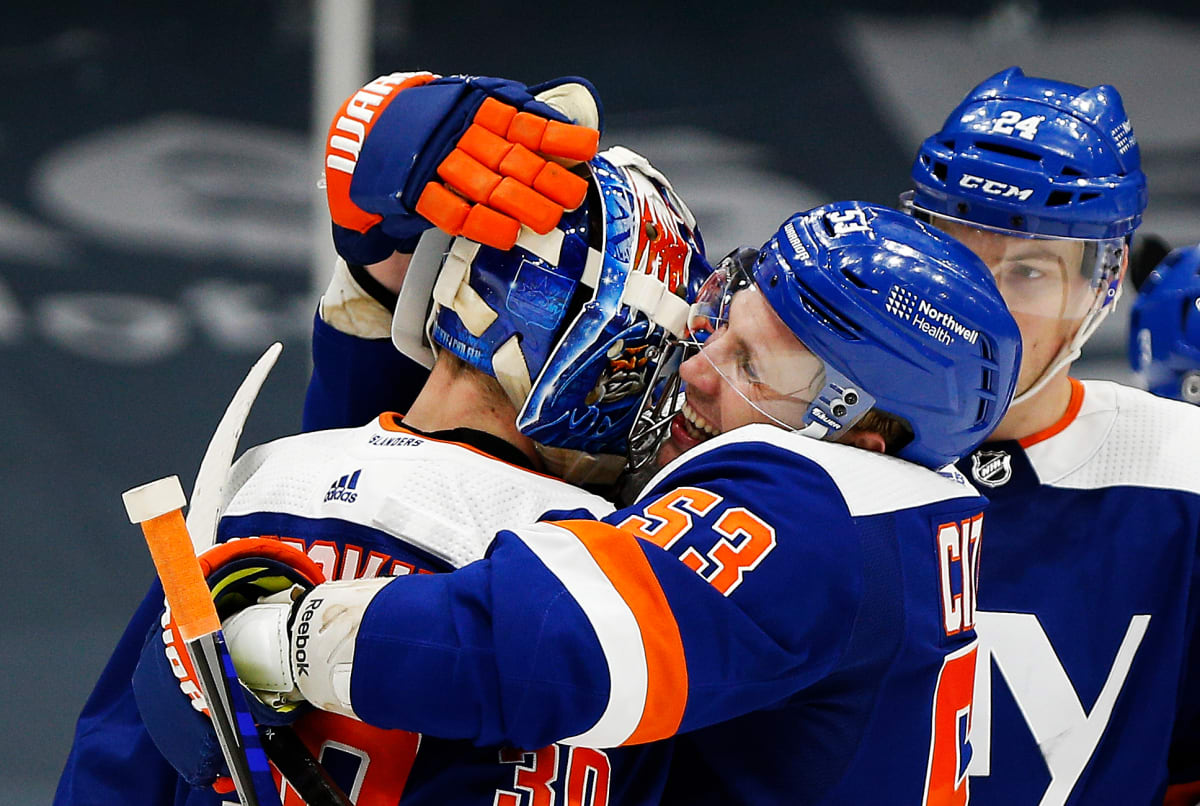 Islanders Sign Four Players to Multi-Year Extensions
