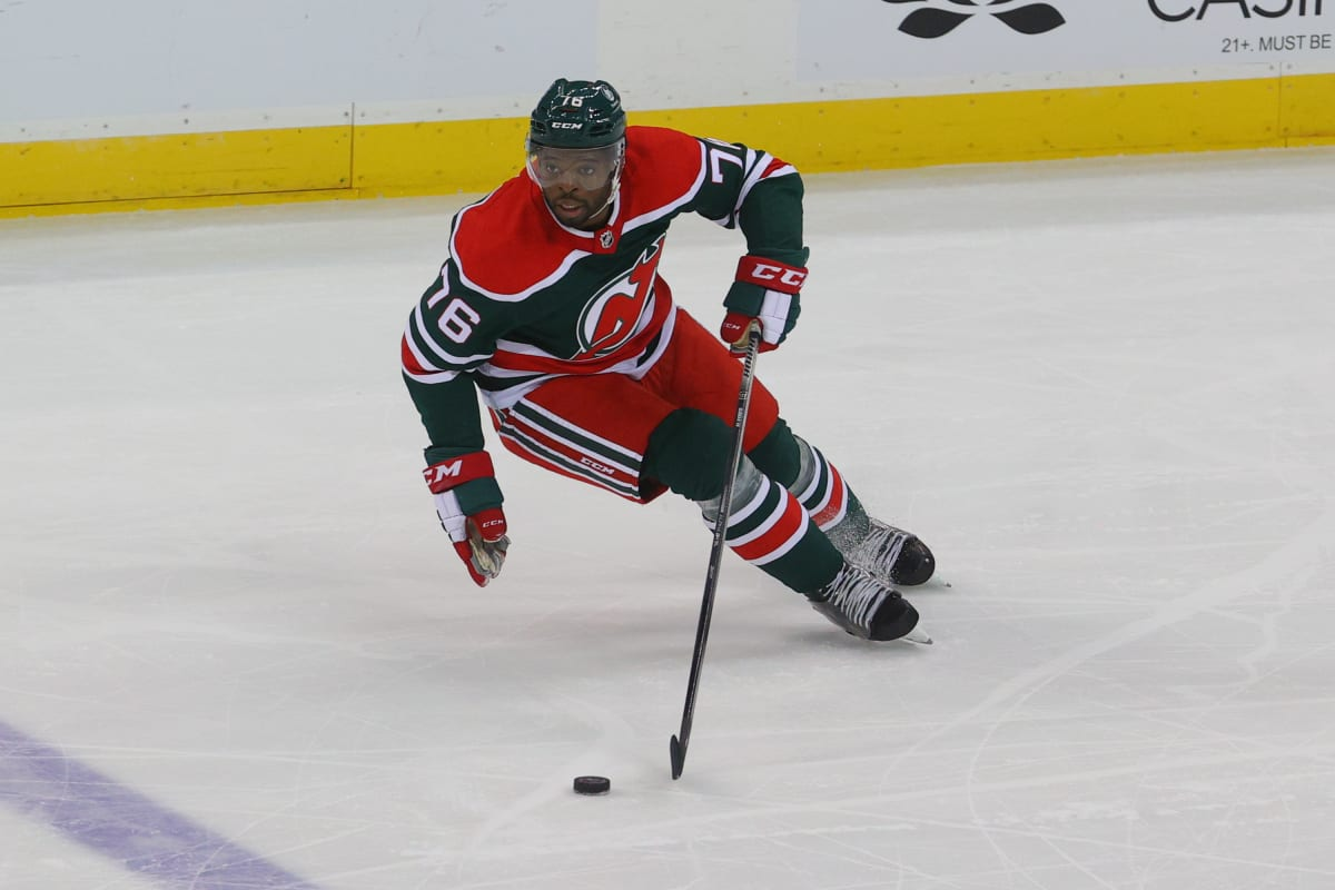 Bruins, Maple Leafs Linked to Devils' P.K. Subban