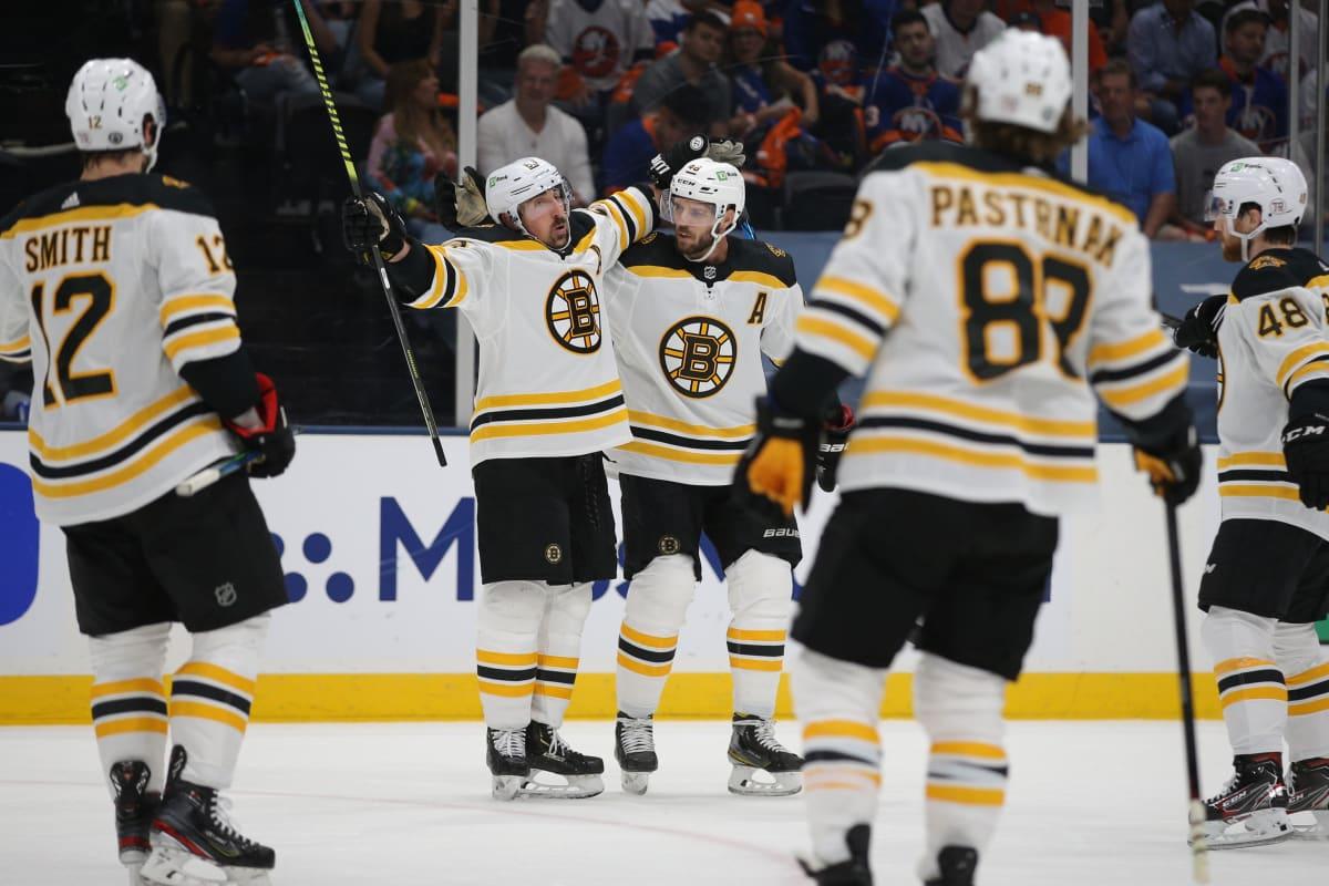 2021-22 NHL Season Preview: Boston Bruins