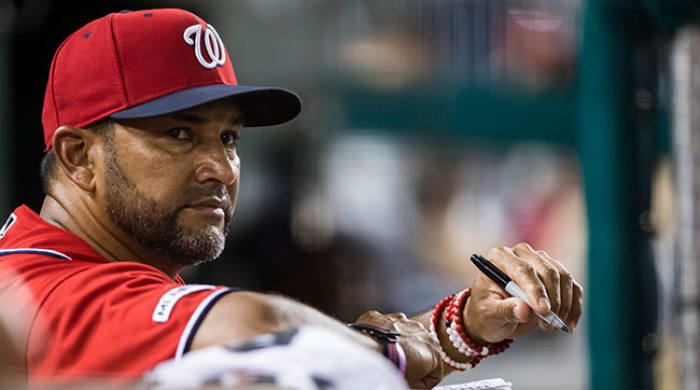 Will Dave Martinez Be the Manager to Finally Push the Nationals Forward in October?