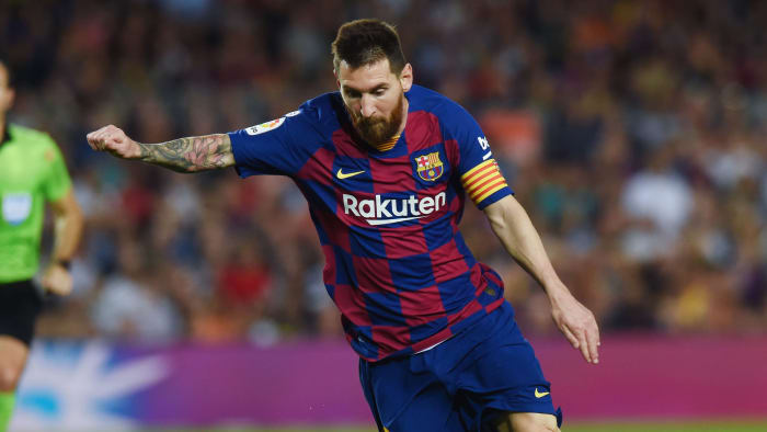 Will Lionel Messi play for Argentina at Copa America 2019 ...  |Lionel Messi