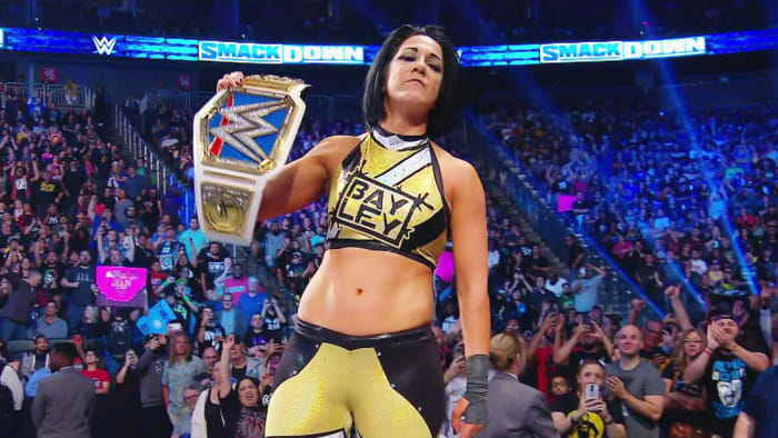 Top Takeaways From WWE Draft Opening Night, SmackDown