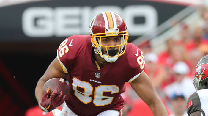 Redskins Place TE Jordan Reed on Injured Reserve