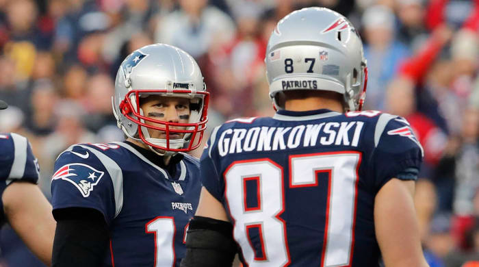 Tom Brady Won't Ask Rob Gronkowski to Come Out of Retirement