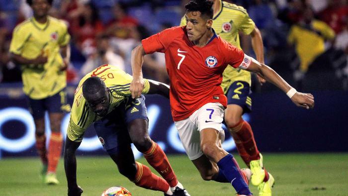 Inter Milan Confirms Alexis Sanchez Has Ankle Surgery