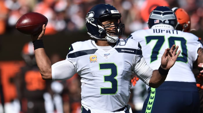 Russell Wilson Passes Patrick Mahomes as New Favorite to Win NFL MVP