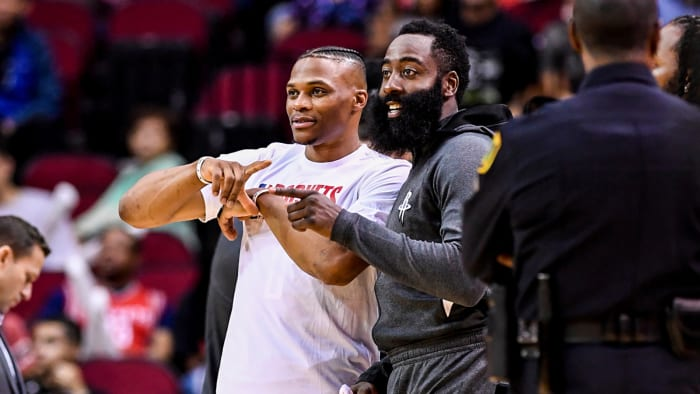 The Reboot: Inside Harden and Westbrook's Reunion