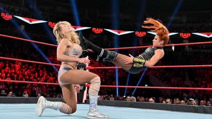 WWE Draft: Results and Takeaways From Night Two on Raw