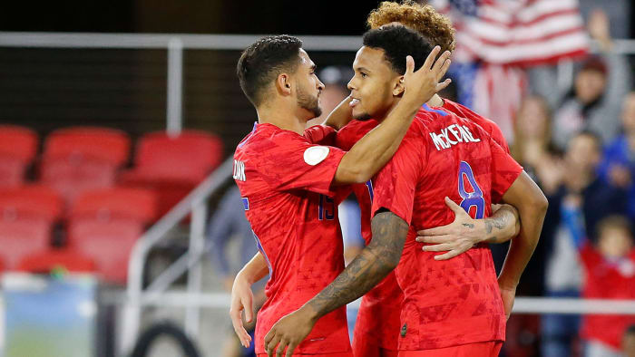 LIVE: USMNT Faces Eager Canada in Nations League