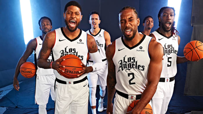 Inside a Movement: How the Clippers Pulled Off the NBA's Biggest Makeover