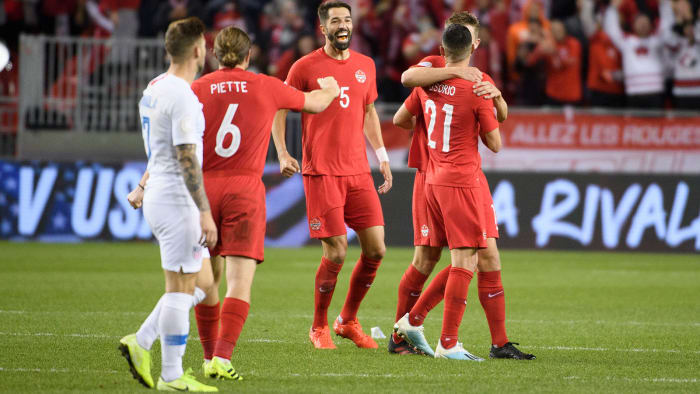 In Rare Role of Hunted, USMNT Wilts in Loss vs. Canada