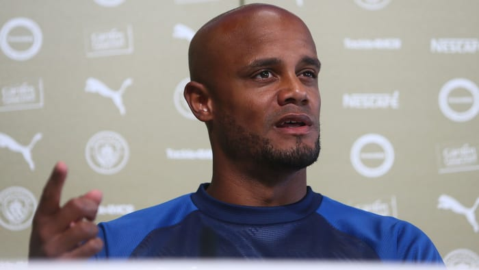 Anderlecht Fined for Making Kompany Coach Without Required License