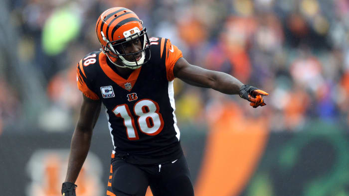 Report: A.J. Green Unlikely to Return Before Oct. 29 Trade Deadline