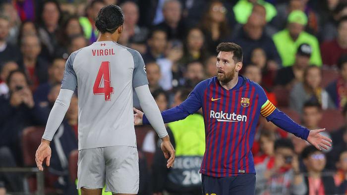 Messi, Ronaldo, Van Dijk Headline Men's Ballon D'Or Shortlist