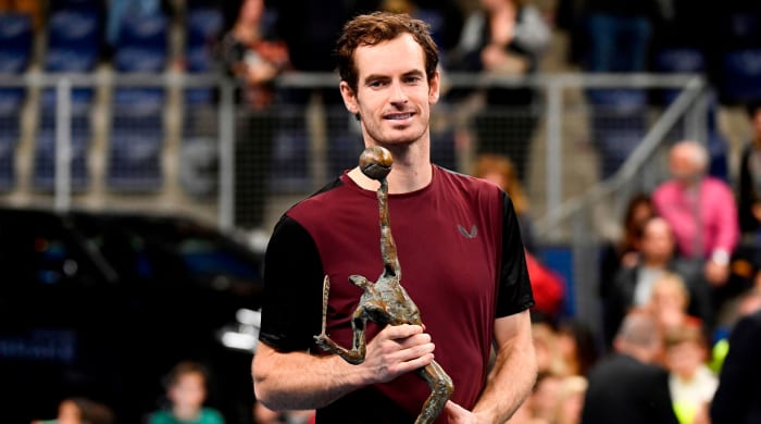 Mailbag: Breaking Down the Importance and Impact of Andy Murray's Antwerp Title