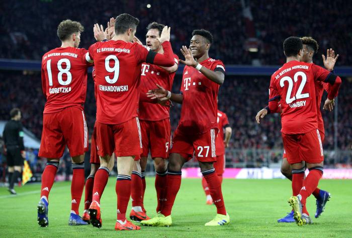 Bayern Munich 3-1 Schalke: Report, Ratings & Reaction as ...