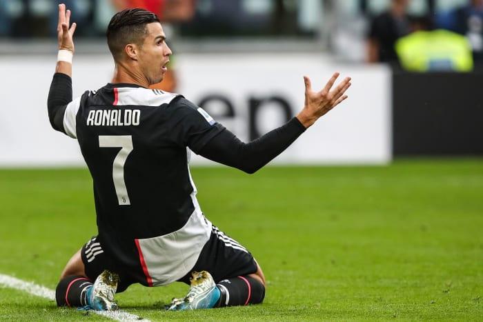 Juventus loses at Verona 2-1 despite Ronaldo record | The ...  |Juventus Verona