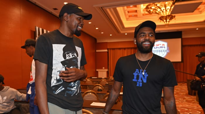 Culture Over Tanking: Why Kevin Durant and Kyrie Irving Chose the Nets