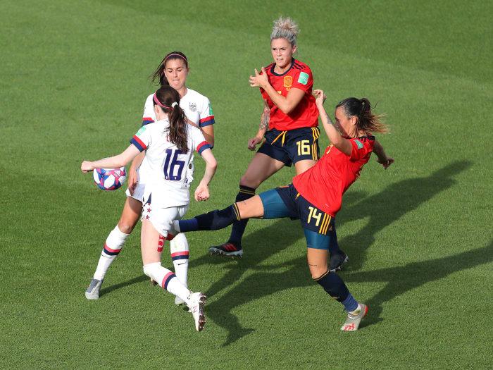 Women's World Cup Quarterfinals
