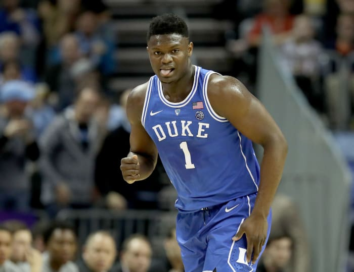 Zion Williamson NBA comparison: How does he measure up ...