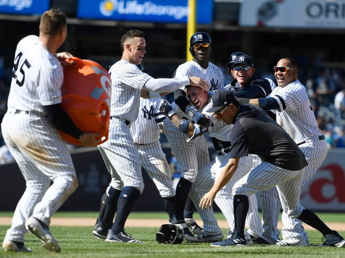 'We Want a Piece of That History': Savage Yankees Out to End Title 'Drought'